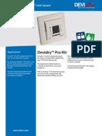 Devidry Pro Kit VLEDC102