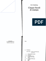 Siegfried Henry, Cinque secoli di stampa, Milano