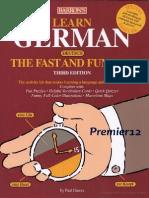 Learn German the Fast and Fun Way 2004