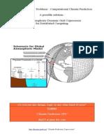 Climate Prediction Coprocessor
