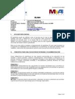 Gerencia de Marketing Nuevo- Percy Marquina