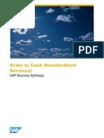Order to Cash Std Services en in S BPP