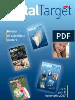 Dental Target Nr 05 Nov 2007
