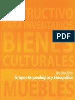 4. Instructivo Arqueologico