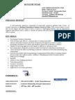 Ajit Resume Updated 25.02.2014