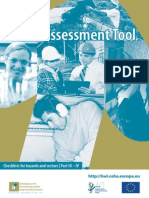 OSHA Risk Assessment Toolchecklist for Hazard and Sectors Part 3 and 4