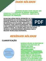 4-Classificação de Resíduos