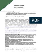 Biostatics andsdd Computer Application 22