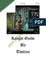 Archlord Knight Guia