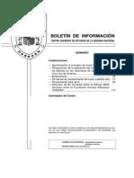 Boletin de Informacion Del Ceseden 298