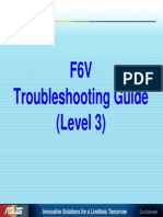 Asus F6V Troubleshooting Guide