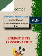 Energy-conservation Presentation