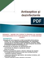 Antiseptice +¦Æi dezinfectante