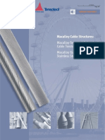 Macalloy Cable Structures