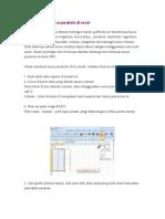Cara Membuat Kurva Parabola Di Excel