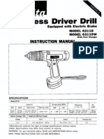 Makita 6311 - worksheet