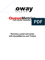 Queuemetrics with freepbx