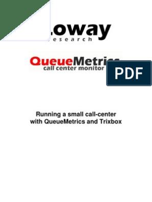 Queuemetrics with freepbx | Call Centre | Password