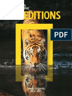 National Geographic Expeditions 2014 2015