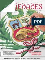 VARIEDADES-9 = El Perù en Nuevas Manos (2006)