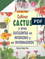 29346990 Botanica Cultivar Cactus y Otras Suculentas en Interiores e Invernaderos