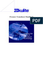 Kulite Pressure Transducer Handbook