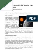 Astrobiologia - notícia