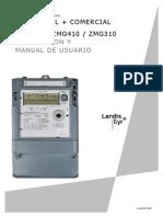 Manual Medidores ZMG