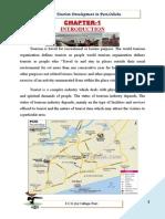 Impact of Tourisim Devlopment Odisha