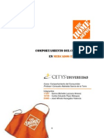 Consumidores the Home Depot