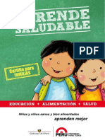 Aprende Saludable (Familias)