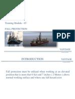 Training Module 07 - Fall Protection