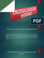 Exposicion Protocolos de Internet
