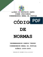 Código de Normas da CGJ-ES