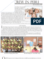 Foss Fall Newsletter 2009