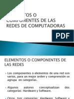 Clase02-ElementosDeRedesDeComputadoras
