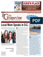 The Grapevine, February 26, 2014