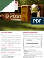 Postcode List Jan 2014