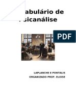 Dicionário de Psicanálise - Laplanche