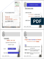 Slides Statistica Intro