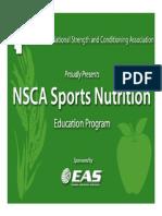 NSCA - SNP Strength-Power Athletes-Slides