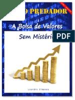 A Bolsa de Valores Sem Mistério - Livro 1