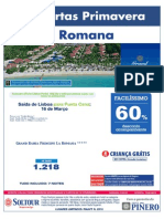 Punta cana 16Março