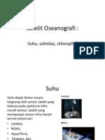 Satelit Oseanografi