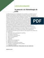 Metodologías de la Investigación II
