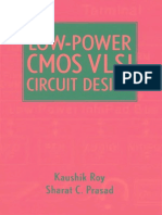 Kaushik Roy, Sharat Prasad-Low Power CMOS VLSI_ Circuit Design-Wiley (2000)