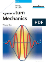 Quantum Mechanics Vol 1, Cohen-Tannoudji