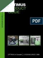 Optimus Product Guide En
