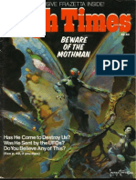 UFO's, Mothman and Me by John A Keel
