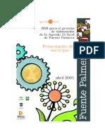 INFORME DE FUENTE PALMERA AGENDA 21 LOCAL